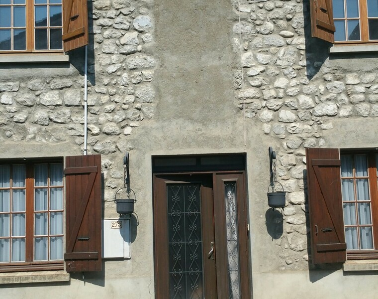 Vente Maison 4 pièces 80m² Saint-Nazaire-les-Eymes (38330) - photo