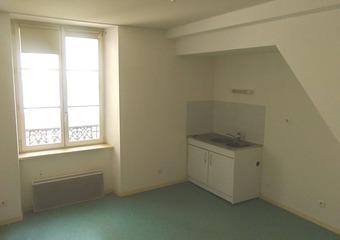 Location Appartement 1 pièce 19m² Neufchâteau (88300)