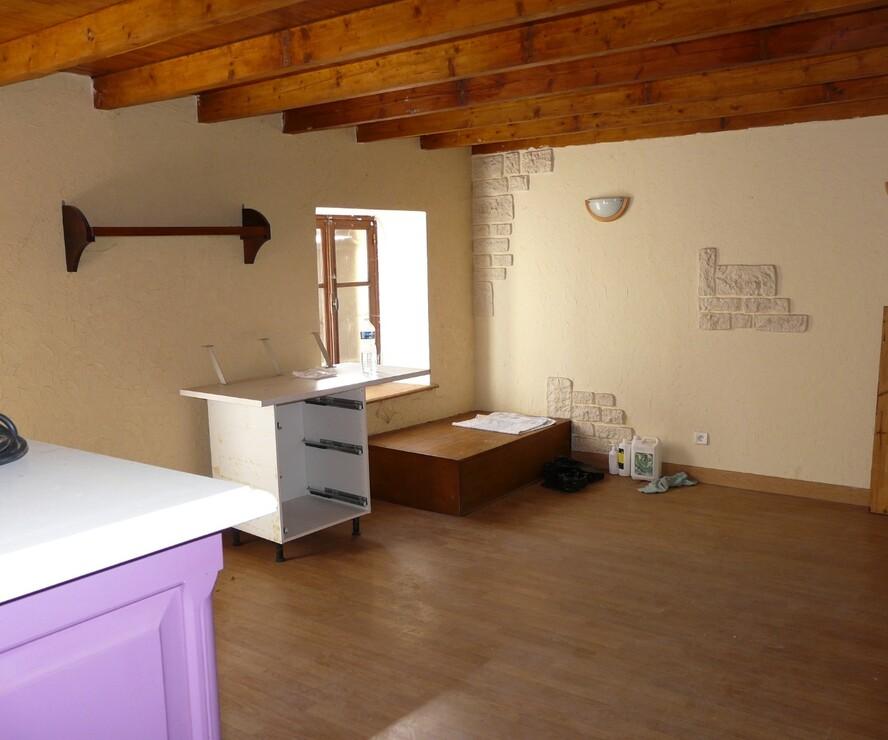 Vente Maison 4 pièces 100m² Secteur COURS - photo