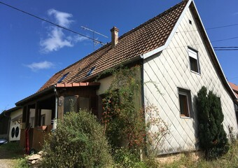 Location Maison 5 pièces 120m² Breitenbach (67220) - Photo 1