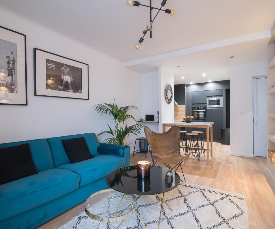 Vente Appartement 2 pièces 38m² Nancy (54000) - photo