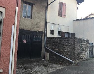 Vente Garage 23m² La Côte-Saint-André (38260) - photo