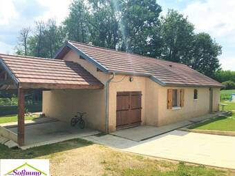 Vente Maison 100m² Les Avenières (38630) - photo
