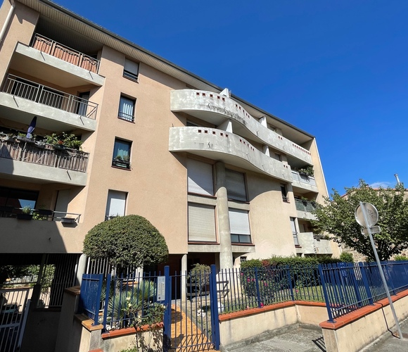 Vente Appartement 3 pièces 66m² Toulouse (31300) - photo