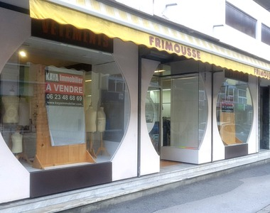Vente Local commercial 2 pièces 95m² Cluses (74300) - photo