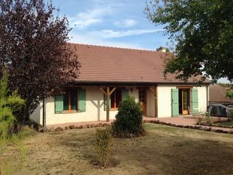 Vente Maison 4 pièces 98m² Beaulieu-sur-Loire (45630) - photo