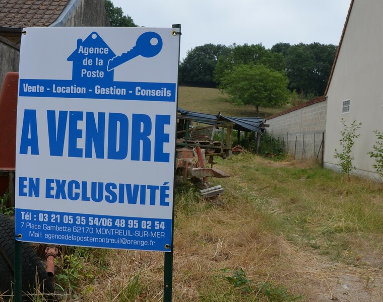 Sale Land Écuires (62170) - photo