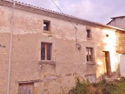 Vente Maison 4 pièces 108m² Glaine-Montaigut (63160) - photo