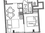 Vente Appartement 2 pièces 35m² CHAMROUSSE - Photo 9