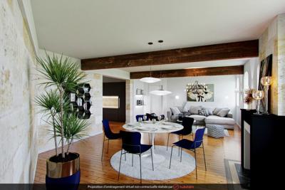 Vente Appartement 4 pièces 137m² Bordeaux - photo