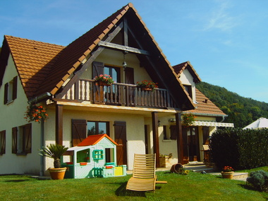 Location Maison 5 pièces 130m² Raddon-et-Chapendu (70280) - photo