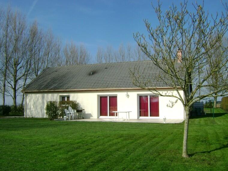 Vente Maison 4 pièces 90m² LUNERAY - photo