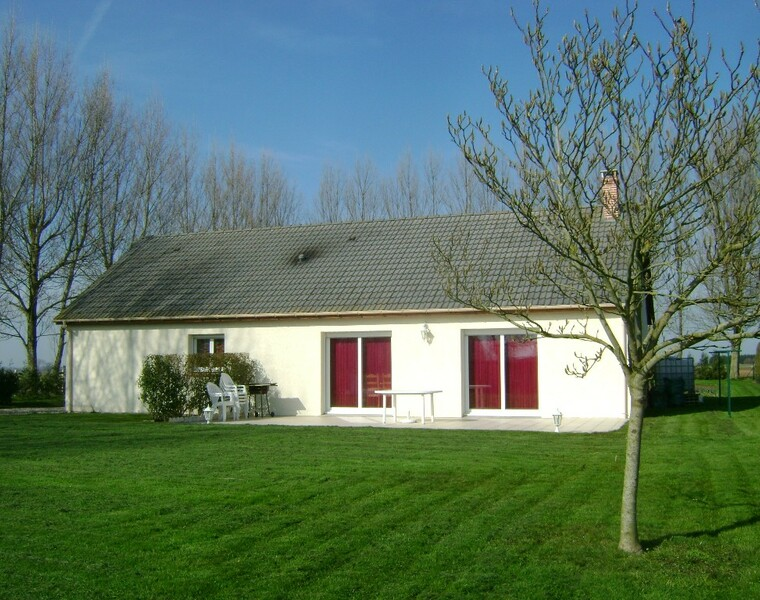 Vente Maison 4 pièces 90m² LUNERAY - photo