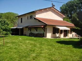 Location Maison 5 pièces 114m² Ornacieux (38260) - Photo 1