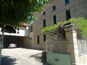Vente Maison 6 pièces 133m² Charmes-sur-l'Herbasse (26260) - photo