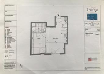 Vente Appartement 2 pièces 43m² Les Lilas (93260) - Photo 1