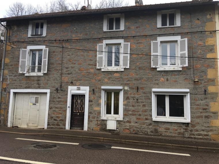 Vente Maison 6 pièces 85m² Bourg-de-Thizy (69240) - photo