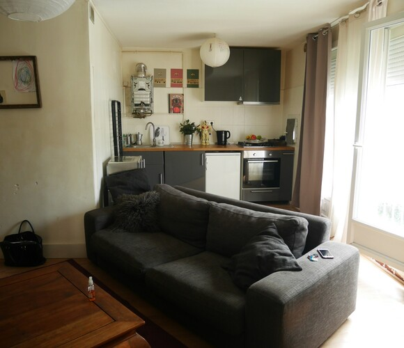 Vente Appartement 3 pièces 46m² Grenoble (38100) - photo