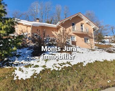 Vente Maison 5 pièces 109m² Champfromier (01410) - photo