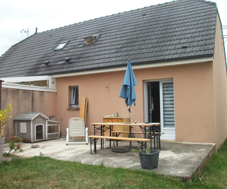 Location Maison 4 pièces 72m² Tergnier (02700) - photo