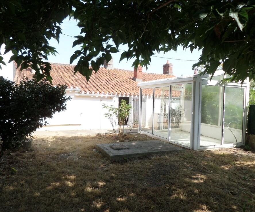 Vente Maison 2 pièces Sainte-Foy (85150) - photo