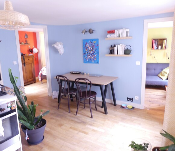 Sale Apartment 3 rooms 36m² Paris 10 (75010) - photo