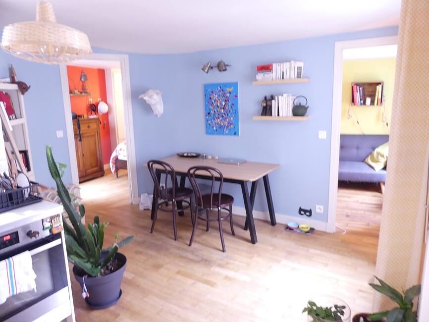 Sale Apartment 3 rooms 36m² Paris 10 (75010) - photo