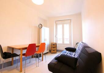 Vente Appartement 1 pièce 19m² Grenoble (38000) - Photo 1