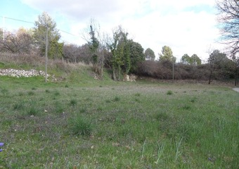 Vente Terrain 982m² Apt (84400) - photo