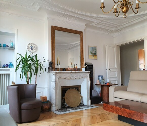 Vente Appartement 4 pièces 104m² Paris 10 (75010) - photo