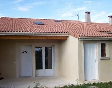 Location Maison 5 pièces 103m² Saint-Marcel-lès-Valence (26320) - photo