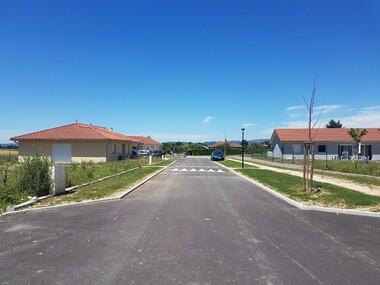 Vente Terrain 850m² Saint-Siméon-de-Bressieux (38870) - photo