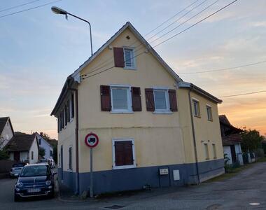 Vente Maison 6 pièces 110m² Zillisheim (68720) - photo