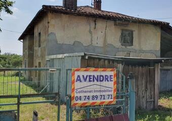 Vente Maison 100m² Nandax (42720) - Photo 1