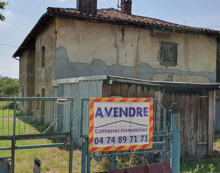 Vente Maison 100m² Nandax (42720) - photo