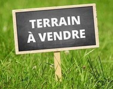 Vente Terrain 1 389m² Le Pêchereau (36200) - photo