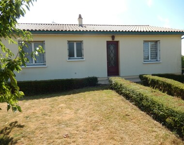 Vente Maison 5 pièces 100m² Secondigny (79130) - photo