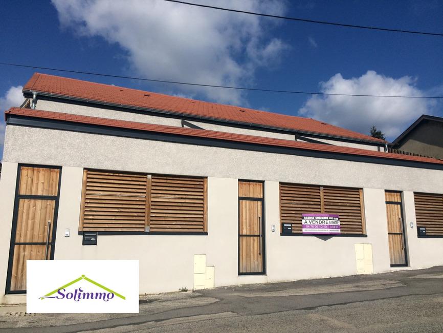 Location Maison 4 pièces 88m² Les Avenières (38630) - photo