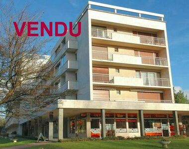 Sale Apartment 2 rooms 30m² Le Touquet-Paris-Plage (62520) - photo
