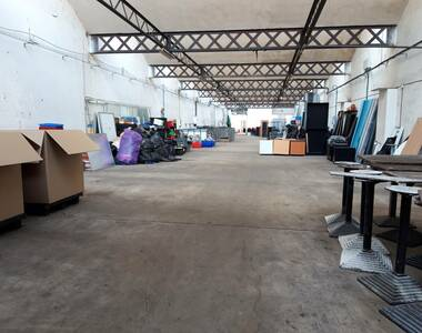 Vente Local industriel 1 090m² Thizy (69240) - photo