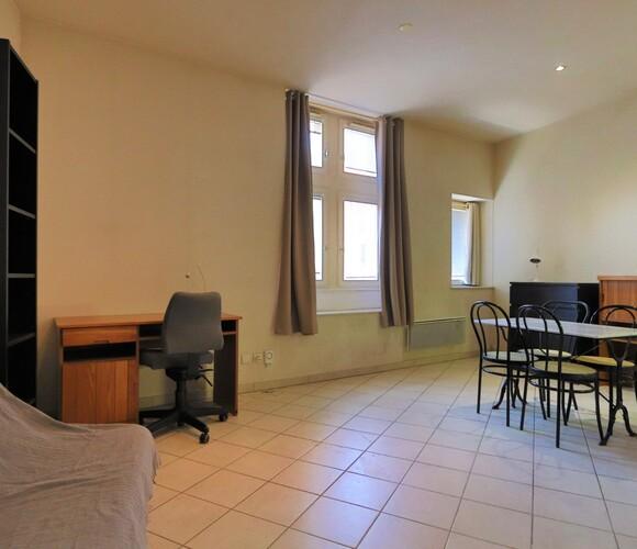 Vente Appartement 1 pièce 28m² Grenoble (38000) - photo