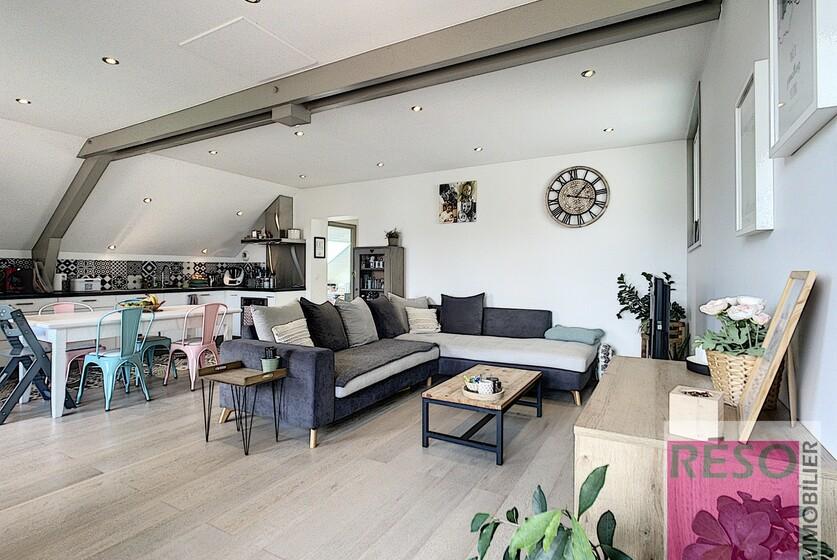 Vente Appartement 4 pièces 108m² Scientrier (74930) - photo