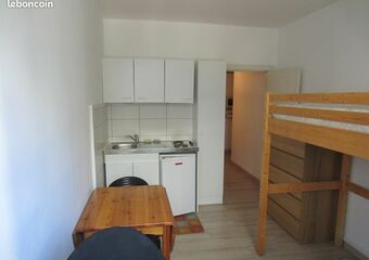 Renting Apartment 1 room 17m² Grenoble (38000) - Photo 1