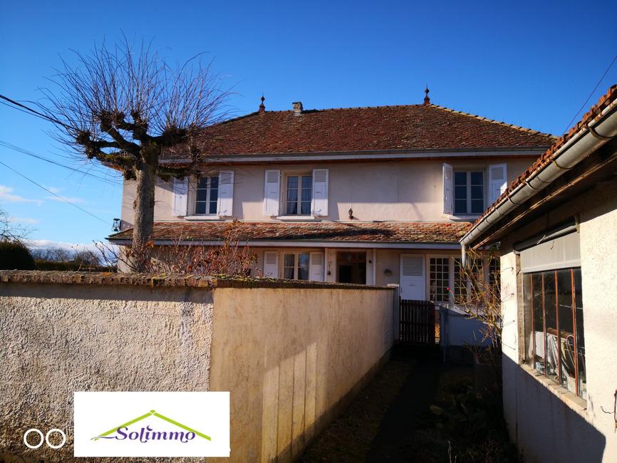 Vente Maison 130m² Saint-Didier-de-la-Tour (38110) - photo