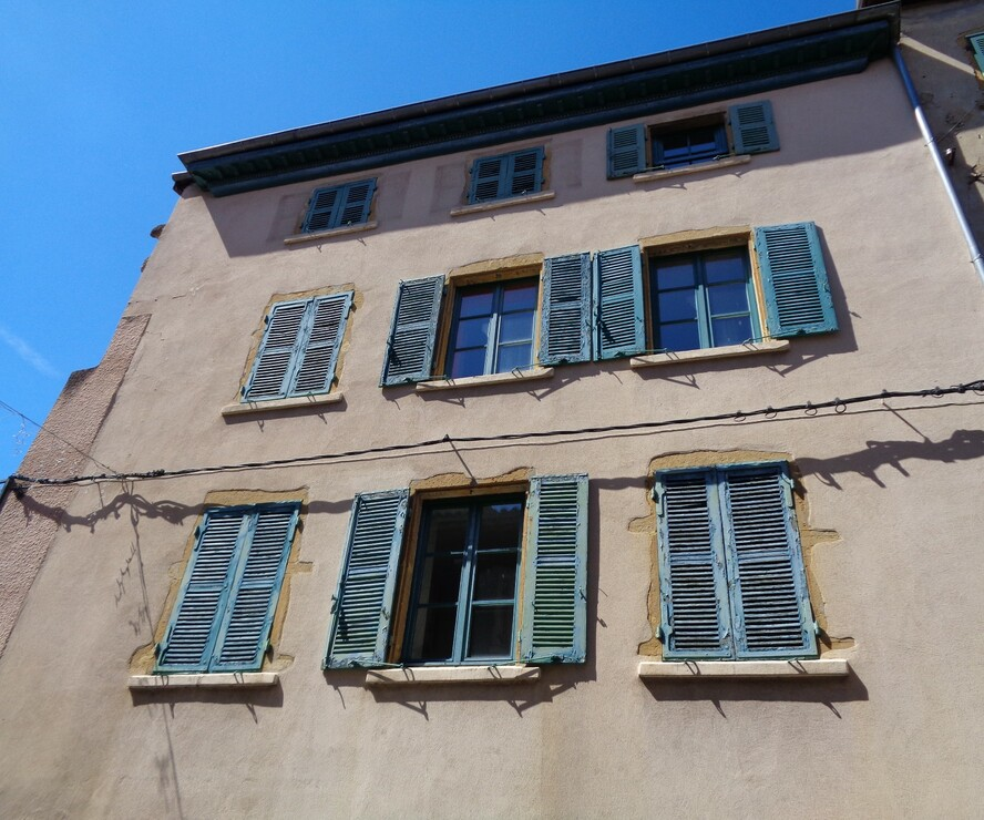 Vente Immeuble Thizy (69240) - photo