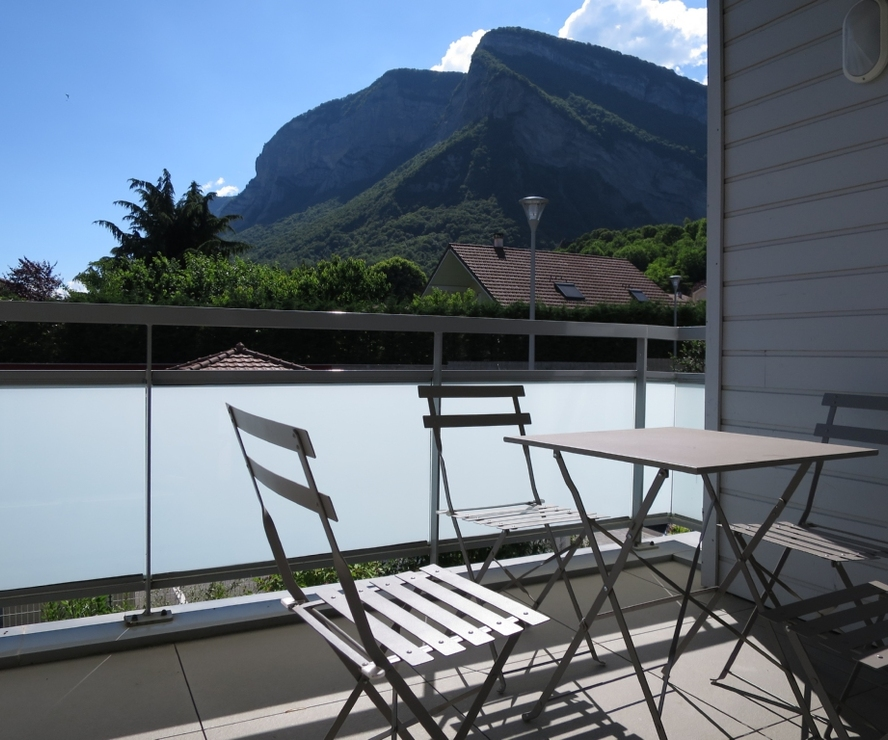 Location Appartement 3 pièces 59m² La Terrasse (38660) - photo