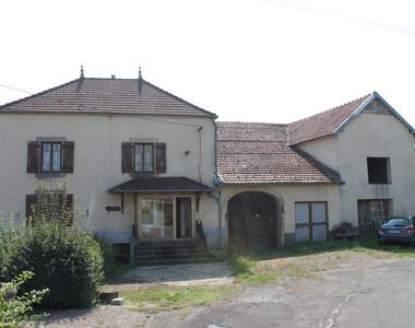 Vente Maison Adelans-et-le-Val-de-Bithaine (70200) - photo
