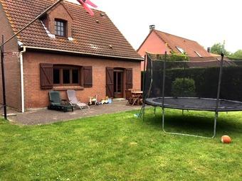 Location Maison 90m² Loon-Plage (59279) - photo