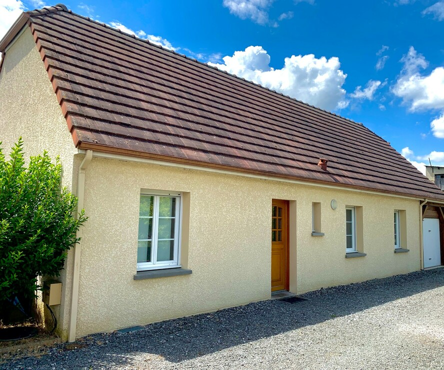 Vente Maison 4 pièces 80m² Chauny (02300) - photo