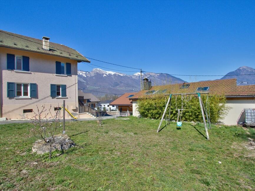 Vente Maison 5 pièces 122m² Sainte-Hélène-sur-Isère (73460) - photo